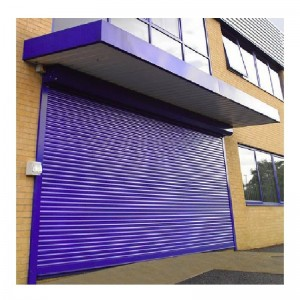AUTOMATIC ROLLING DOOR ENERGY 8